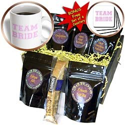 Pre Wedding Gift Basket For Bride : ... giftspre-wedding funCoffee Gift BasketsCoffee Gift Basket