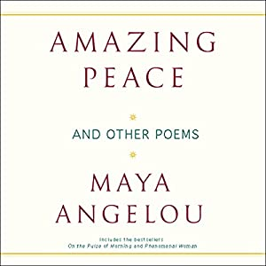 Amazing Peace and Other Poems Performance