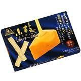森永製菓  小枝プレミアム濃いチーズ味 35g×10個
