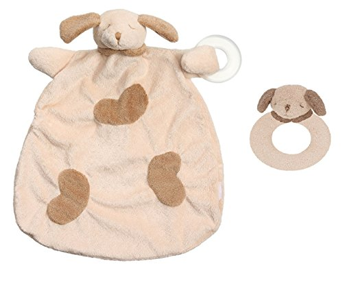 Angel-Dear-Puppy-Baby-Teether-Blanket-and-Ring-Rattle-Gift-Set
