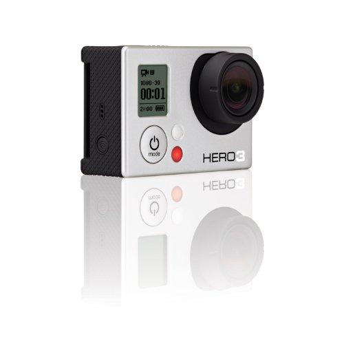 GoPro Hero3: White Edition (New Housing)