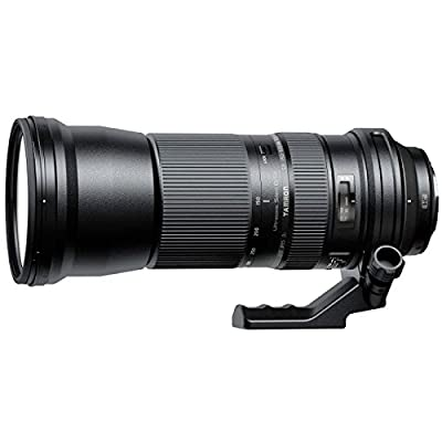 Tamron SP 150-600mm F/5-6.3 Di VC USD Zoom Lens All Inclusive Bundle for Canon includes: Carry Case, 95mm Multicoated UV Protective Filter, 57-Inch Full Size Tripod, Memory Card Wallet, Hi-Speed SD USB 2.0 Card Reader, Lens Cap Keeper, & Cloth