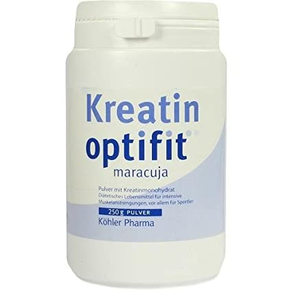 KREATIN OPTIFIT Maracuja Granulat 250 g