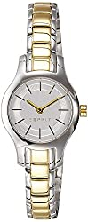 Esprit Tia Analog White Dial Womens Watch - ES107082002