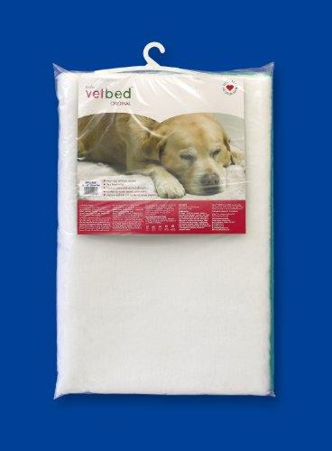 Artikelbild: Petlife Vetbed Decke für Hunde/Katzen, 19x 15Zoll, Weiß