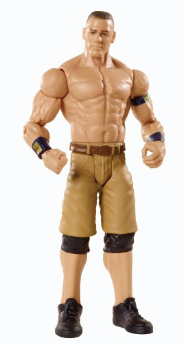 WWE World Champions John Cena Action Figure - 1