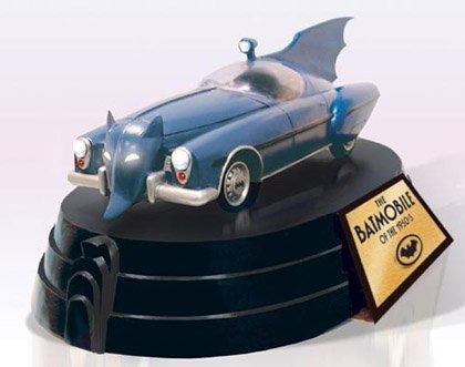 Batmobile Replica: 1950s Edition