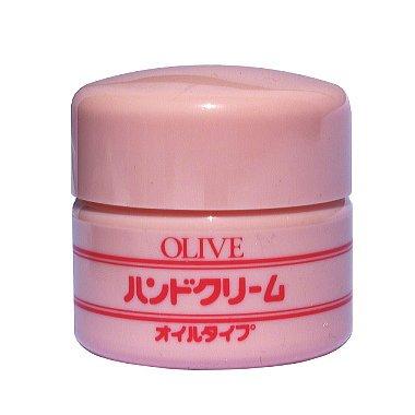 鈴虫化粧品 オリーブハンドクリーム 53g