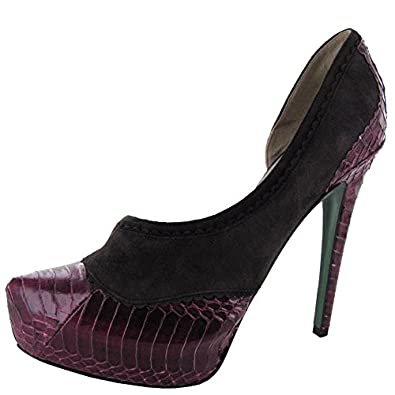 Lisa for Donald J Pliner Womens 'Adora-SK02' Platform Pump Shoe, Fuchsia, US 6