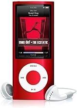 """MP4 8Go 1,8"""" DICTAPHONE MUSIQUE PHOTO VIDEO RADIO FM - Rouge"""
