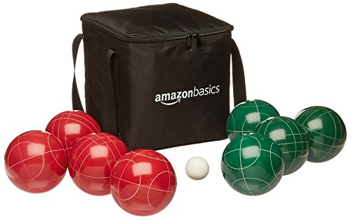 outdoor bocce ball set bocce ball set with soft carrying case 100mm