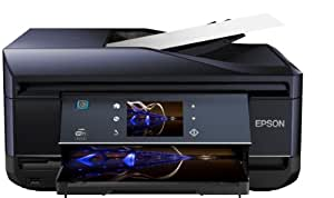 Epson Expression Photo XP- 850 photo printer with Claria Photo HD ink - Wifi, touch panel and ADF
