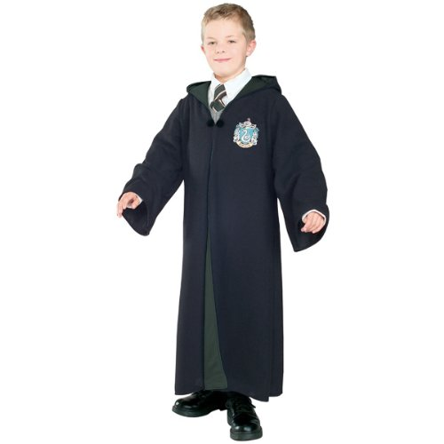Deluxe Slytherin Robe Costume - Medium