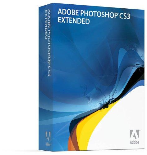 Adobe Photoshop CS3 Extended [Mac] [OLD VERSION]