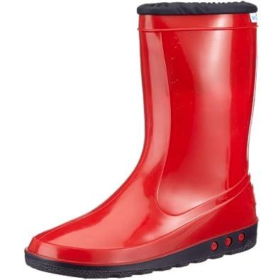 Nora Nori 72500, Unisex - Kinder Stiefel, Rot (Rot 78), EU 20