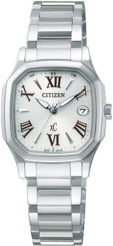 [シチズン]CITIZEN 腕時計 xC クロスシー  Eco-Drive エコ・ドライブ 電波時計 Perfex搭載 XCB38-9202 レディース
