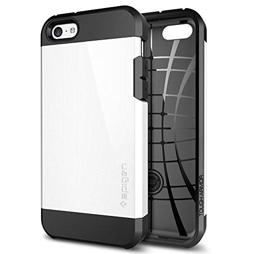 国内正規品SPIGEN SGP iPhone5c ケース タフ・アーマー [インフィニティ・ホワイト]SGP10544