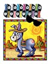 Donkey Game (mask & 12 tails included…