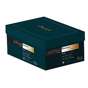 Southworth Fine Business Envelopes, 25% Cotton, #10, 24 lb, Ivory, 250 Count (J404I-10)