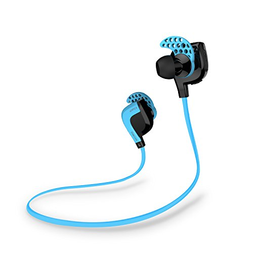 glcon sport bass bluetooth headphones with microphone true stereo long battery life wireless. Black Bedroom Furniture Sets. Home Design Ideas