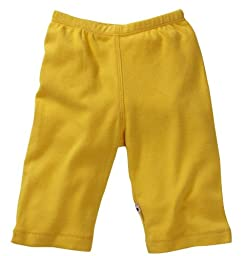 Babysoy Unisex Baby Oh Soy Comfy Pants - Sunshine - 3-6 Months