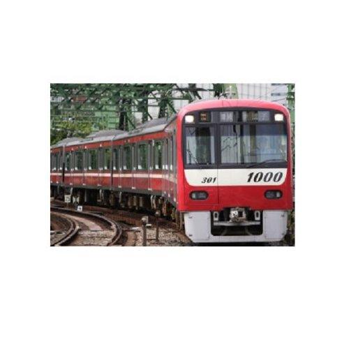 Nゲージ 4250 京急新1000形ステンレス車6両編成セット (動力付き)