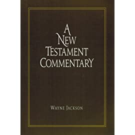 New Testament Commentary [Paperback] by Wayne Jackson