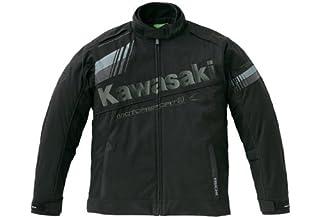 カワサキ インテンションオールシーズンジャケット バイク用 /プロテクター装備/ ブラック M J8001-2303