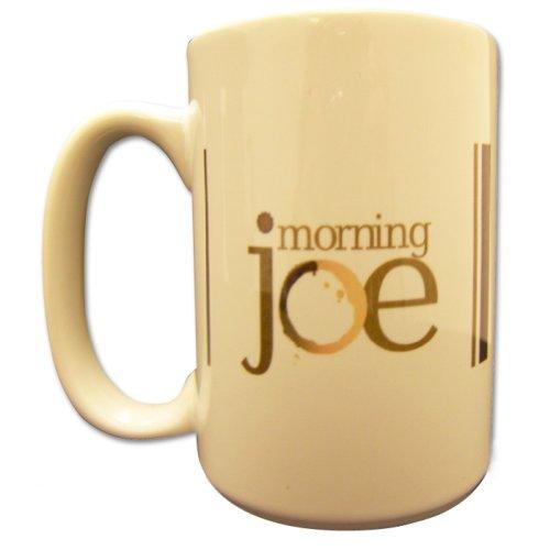 Morning Joe Logo Mug