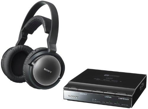SONY デジタルサラウンドヘッドホンシステム DS7100 MDR-DS7100