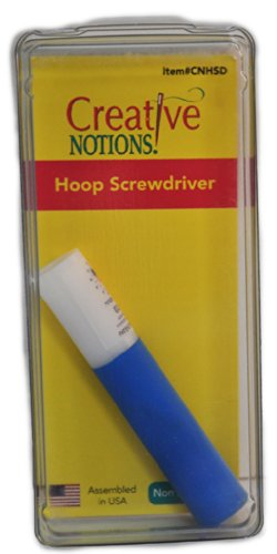 Creative Notions Hoop Screwdriver Cnhsd front-302473