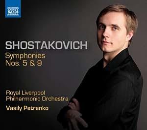 Chostakovitch : Symphonies n° 5 et n° 9