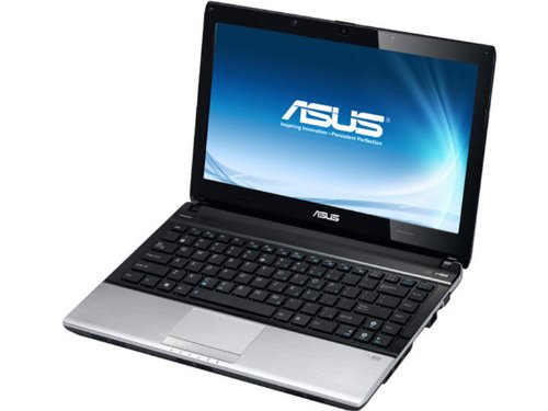 ASUS U31SD-XH51 13.3-inch Thin and Light Laptop with Intel Core i5 Processor (Black)