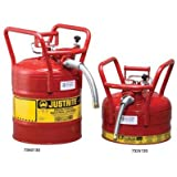 JUSTRITE MANUFACTURING CO. Product # 7325120 - UNO DOT TYPE II 2 5 GAL 1 EA (ADC offered unit is Each)