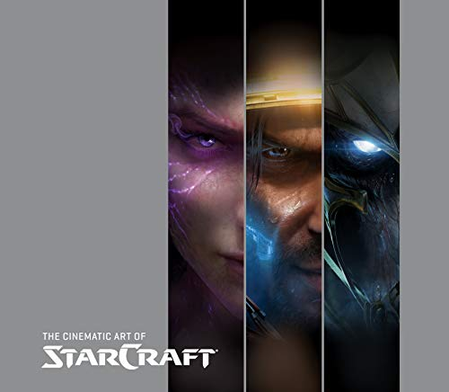 Cinematic Art of StarCraft (Satrcraft Cinimatic Art of) [Brooks, Robert] (Tapa Dura)