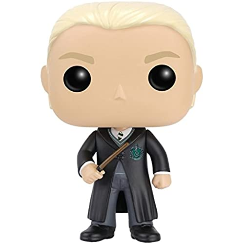 Funko POP Movies: Harry Potter Action Figure - Draco Malfoy