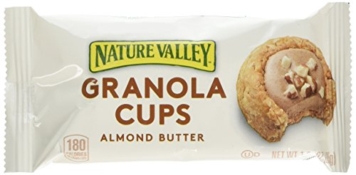 Nature Valley Granola Cups Almond Butter (Almond Butter)