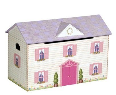 Guidecraft G83503 Dollhouse Toy Box