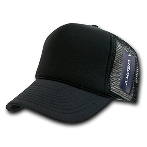 Decky Trucker Hats: DECKY Solid Trucker Cap