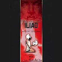 The Essential Iliad Audiobook by  Homer, Stanley Lombardo - translator Narrated by Stanley Lombardo, Susan Sarandon - introduction