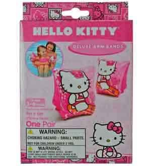Hello Kitty Deluxe Arm Bands [3 Retail Unit(s) Pack] - 56656EP - 1