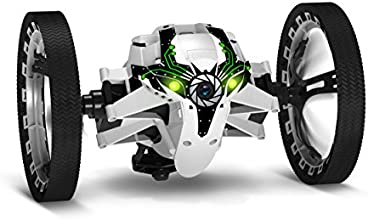 Parrot - MiniDrone Jumping Sumo, color blanco (PF724000AA)