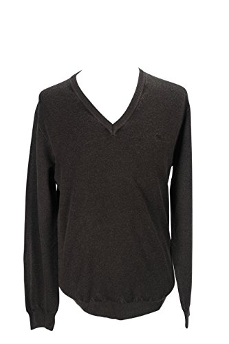 etro-milano-mens-v-neck-sweater-size-xxl-us-regular-brown-wool