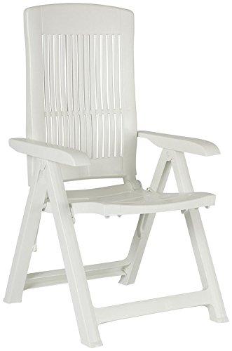 BEST Gartensessel »Kopenhagen (2 Stück)« 2 Stühle, weiß günstig online kaufen