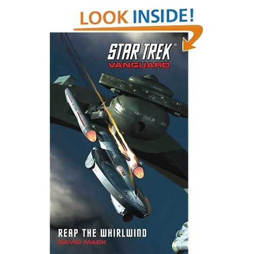 Star Trek: Vanguard #3: Reap the Whirlwind