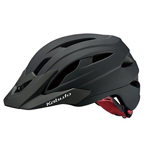 OGK KABUTO(オージーケーカブト) FM-8 [エフエムエイト] マットブラック フリーライド系ヘルメット