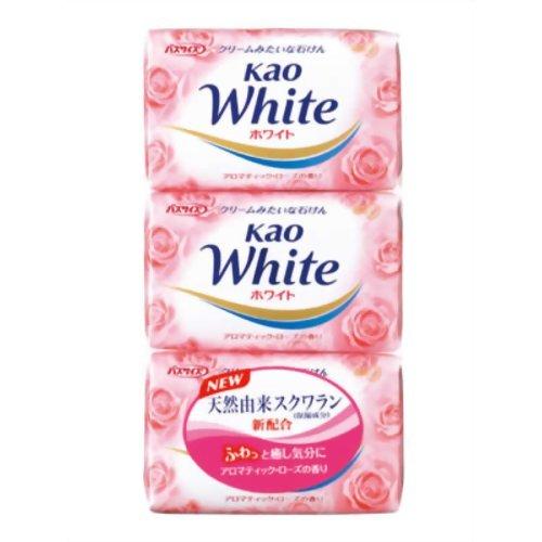 花王ホワイトアロマティックローズ バス 3コP