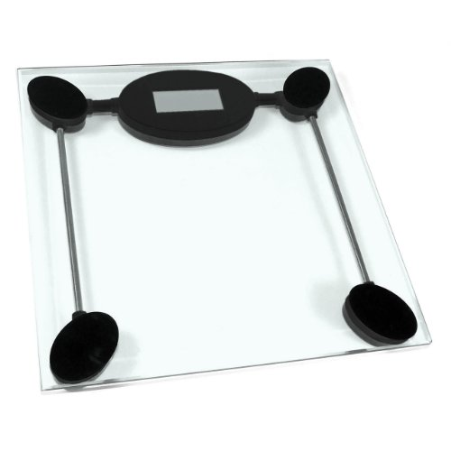 Glass Design Digital Bathroom Scale