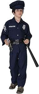 Déguisement policier garçon - 5 à 7 ans