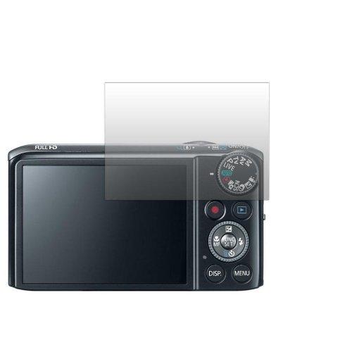 "2 x Slabo Displayschutzfolie Canon PowerShot SX260 HS Displayschutz Schutzfolie Folie ""Crystal Clear"" unsichtbar MADE IN GERMANY"